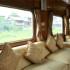 Melihat Kemewahan Gerbong Kereta Api Wisata Nusantara