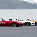 Mazda MX5 Sudah Mencapai Produksi Satu Juta Unit