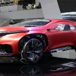 Produsen China Mengeluarkan Mobil Dengan Konsep Futuristis Dari FV2030