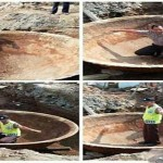 Sebuah Wajan Raksasa Ditemukan Di Kutorojo Pueworejo