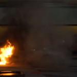 Mobil Porsche 911 Turbo Terbakar Saat Berada di Pameran New York International Auto Show