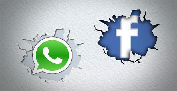 Lebih Dari 60 Miliar Pesan Terkirim via Messenger dan WhatsApp per Hari