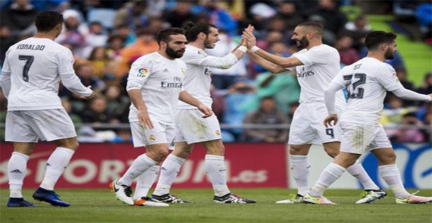 Real Madrid Masih Berusaha Untuk Memburu Posisi 1 Klasemen La Liga