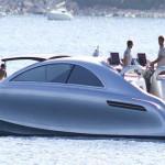 Kapar Mewah Yang Diproduksi Mercedes Benz Yang Dibandrol Rp22Miliar
