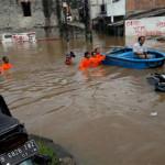 Kata Ahok Soal Banjir Jakarta Kembali Terjadi