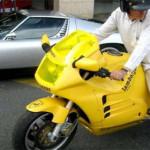 Ternyata Lamborghini Juga Pernah Produksi Motor