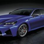 Lexus Mendatangkan Mobil Sedan Sport Lexus GS F di Indonesia