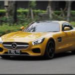 Tampilan Yang Menawan Dari Mobil Sport Mercedes – AMG
