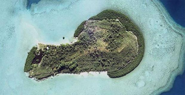 Pulau Ini Memiliki Bentuk Seperti Penis Yang Menjadi Destinasi Wisata Memukau