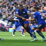 Akhirnya Leicester City Menjadi Juara Premier League 2015/2016 Untuk Kali Pertama