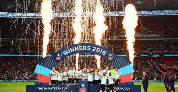 MU Mengakhiri Puasa Gelar Piala FA