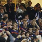 Trofi Copa Del Rey Yang Sempurna Bagi Barca Musim Ini