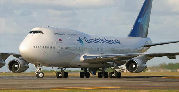 Penumpang Pesawat Garuda Indonesia Melecehkan Pramugari