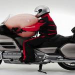 Honda Menarik 2.701 Gold Wing Di-Recall Penyebabnya Karena Masalah Airbag