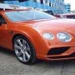 Bentley GT V8 S Akan Resmi Mengaspal di Indonesia