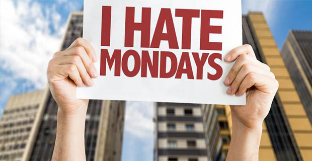 Inilah Alasan Ilmiahnya Kenapa Anda Benci Hari Senin!