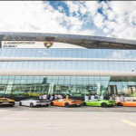 Ternyata Showroom Terbesar Lamborghini Ada di Dubai