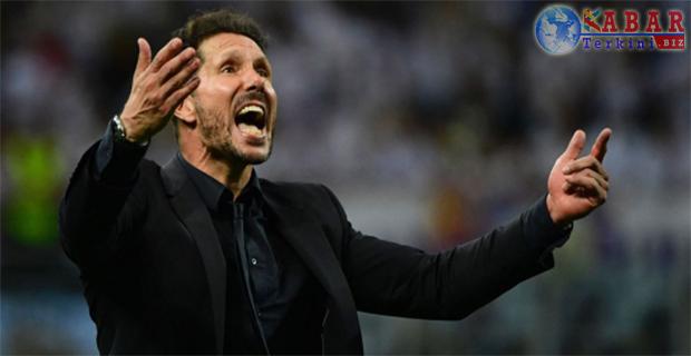 Simeone Ucapkan Selamat Kepada Real Madrid!