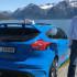 Di Norwegia Ford Fokus RS Dijadikan Taksi