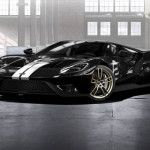 Evolusi Mobil Sport Ford GT40 MK II Akan Meluncur 2017