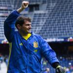 Casillas Belum Mau Pensiun Jika Buffon Belum Pensiun