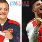 Giroud Senang Vardy Bakal Gabung Arsenal