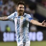 Messi Senang Pecahkan Rekor Batistuta