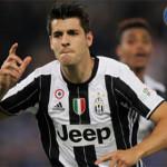 Morata Masih Senang di Juventus