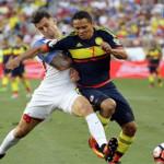 Tidak Pikirkan Soal Karirnya, Bacca Fokus di Copa Amerika
