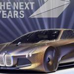 BMW Berjanji Akan Meliris Mobil Otonomos 5 Tahun Lagi