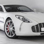 Supercar Aston Martin One-77 Bekas Pakai Ini Dibandrol Rp 42 Miliar