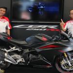 Honda CBR250RR Hadir di Jepang Setelah Melakukan Debut di Indonesia