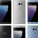 Galaxy Note 7 Bakal Dihadirkan Dengan 3 Pilihan Warna