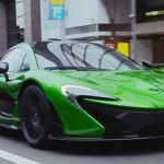Keren, di Jepang Supercar Hybrid McLaren P1 Menjadi Mobil Harian
