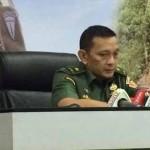 Heli Bell Yang Jatuh di Sleman Untuk Kodal Pangdam IV Bukan Untuk Jokowi