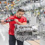 Khusus Untuk Produksi Mesin V8, Porsche Membangun Sendiri Pabrik Baru