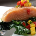 Ikan Salmon Menjadi Makanan Yang Enak Dan Bisa Mencegah Jerawat