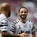 Higuain Kirim Pesan Buat Semua Fans Napoli Jelang Debut Bersama Juventus