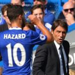 Hazard: Conte Mau Saya Hasilkan Banyak Gol