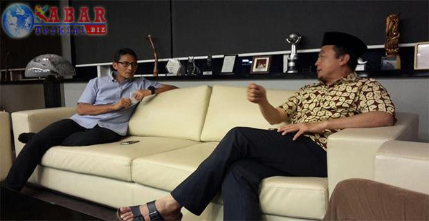 MPJ Jumpai Sandiaga, Beri Saran Supaya Jadi Cawagub Untuk Risma