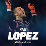Tottenham Resmi Datangkan Kiper Espanyol Paul Lopez