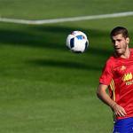Upaya Maksimal Madrid Cegah Morata Hengkang