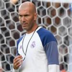 Zidane: Misi Utama Madrid Yakni Juara La Liga