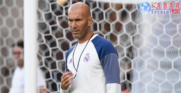 Zidane: Perlu Kerja Keras Untuk Meraih Juara