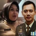 Resmi di Usung, Sylviana Pamit ke Ahok, Agus Yudhoyono Mundur dari TNI