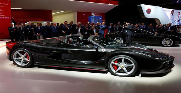 Sebelum Diluncurkan, 200 LaFerrari Aperta Sudah Ludes Terjual Dengan Harga Rp26 M
