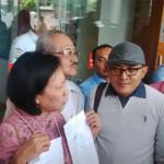 Ratna Sarumpaet Mendatangi PN Jakpus Untuk Mengugat KPK