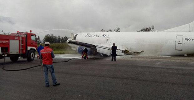 Bandara Wamena Beroperasi Kembali Setelah Sempat Ditutup