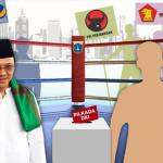 PPP Semakin Bersemangat Melihat Elektabilitas Ahok Menurun