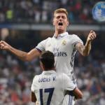 Kroos Komentari Gosip Perseteruan Antara Zidane dan Ronaldo